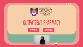 OUTPATIENT PHARMACY DEPARTMENT (OPD) IN CTC SG BULOH (SHARING SESSION) #PH110 #PHD321 #PHD311