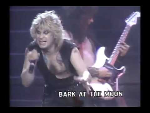 Ozzy Osbourne - Bark at the Moon - Salt Lake City 84 - HD mkv -  by.norDGhost
