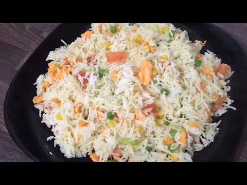egg Fried Rice by Yasmin's Cooking