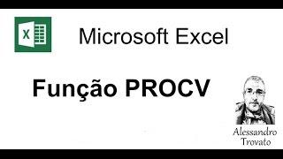 Aprenda como fazer PROCV Excel(A função ProcV é uma excelente opção para quem precisa trazer dados de outras planilhas, completando informações de uma planilha existente., 2013-05-08T17:46:41.000Z)
