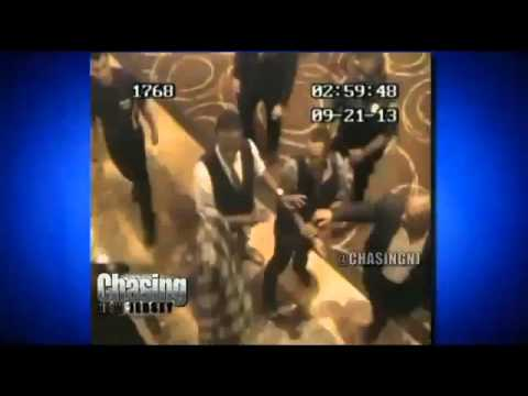 Chasing New Jersey: Surveillance Video Shows Security Using Excessive Force At Harrah's Casino