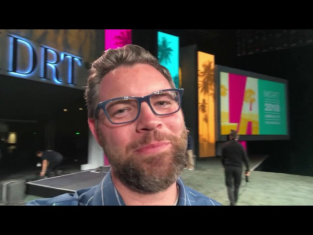 MDRT 2018 Jason Hewlett Pre Show Sound Check Thoughts