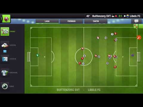 Top Eleven Formation 4 1 2 1 2 vs 3 1 2 1 3