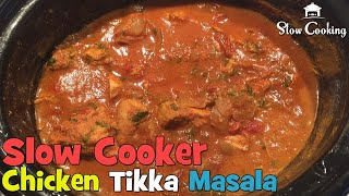 This is The Best Slow Cooker Chicken Tikka Masala You Can Make at Home