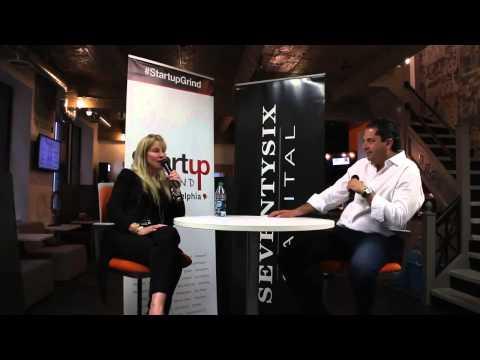 Lindy Snider (Lindi Skin) at Startup Grind Philadelphia