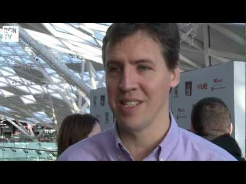 Diary of a Wimpy Kid Dog Days UK Premiere Interviews - Jeff Kinney & Celebrity Guests