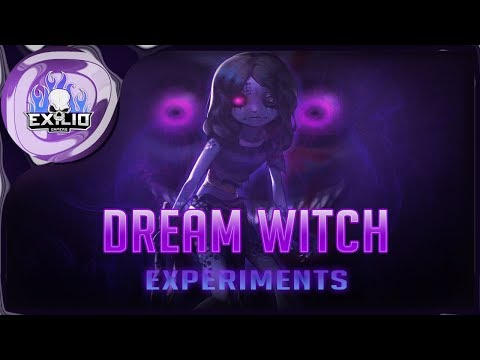 《Identity V》Witch dream experiments l Gameplays