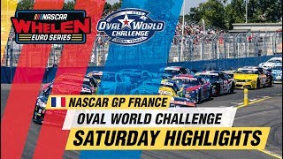 Saturday Highlights | NASCAR GP FRANCE 2018
