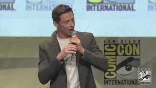 X-Men: Apocalypse: Comic Con 2015 Panel Highlights - Hugh Jackman, Bryan Singer Download