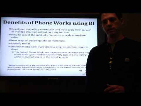 Scott Holland Phone Works BI Presentation