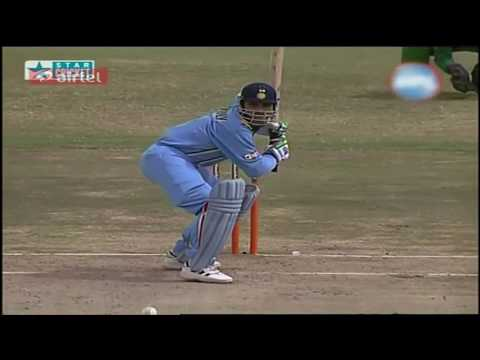 ** Rare ** India vs South Africa ICC Knockout 2000 HQ Highlights