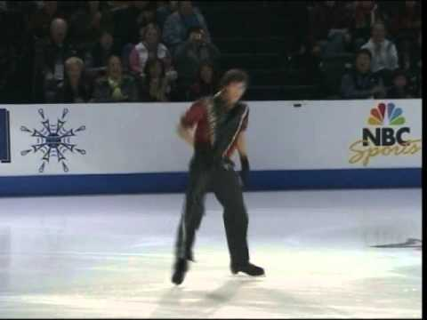 2007   2008   Skate America   Evan Lysacek   Billy Jean