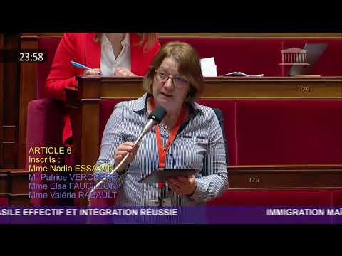 Projet de loi Asile et immigration - article 6