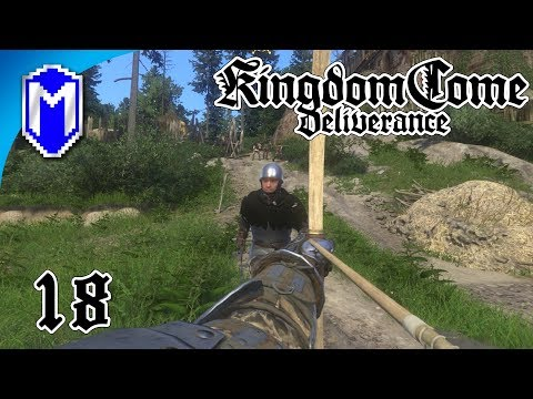 KCD - Raiding The Cuman Fort, Solo - Lets Play Kingdom Come: Deliverance Walkthrough Gameplay Ep 18