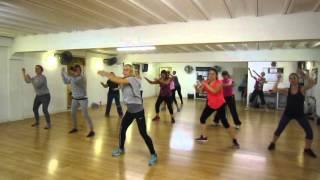 Aerofunk | Adult Street Dance for Fitness - Worth It - 23Sep15 YouTube Videos