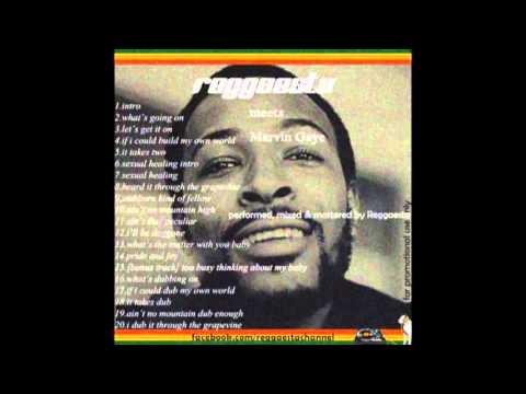 Marvin Gaye - Sexual Healing reggae version by Reggaesta