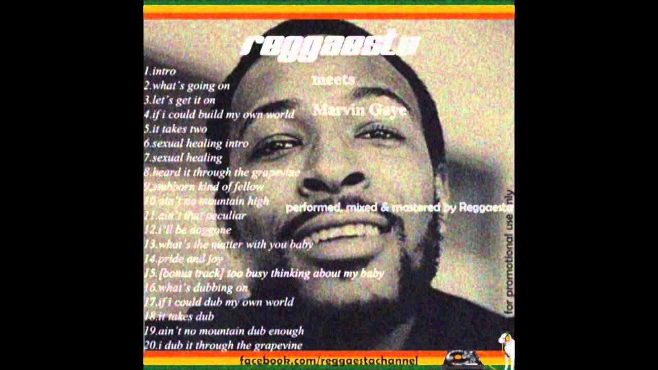 Marvin gaye sexual healing chords and lyrics