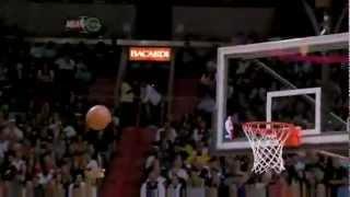 NBA - Los Angeles Lakers Vs Miami Heat Highlight (03.10.2011)