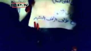 "Evening Protest, AtTabiyeh Town, Deir Ezzor, ""Martyrs of Aleppo"" Sat, 28-Jan-12"