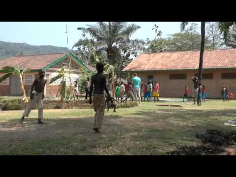 (Low Quality) - Their Story - The Street Children of Bangui, CAR - July 2012 - War Child UK