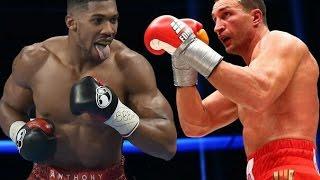 Anthony Joshua vs Wladimir Klitschko Full Fight - Joshua vs Kl…