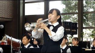 浜松湖東高校 吹奏楽部 演歌・歌謡曲「ザ・ヒットパレード」