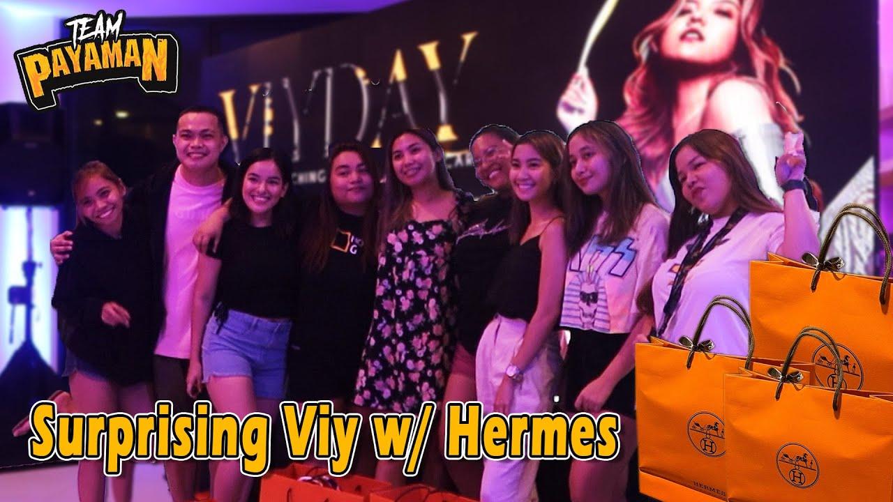 Surprise Gift for Viy + Tambay sa Playhouse w/ Team Payaman