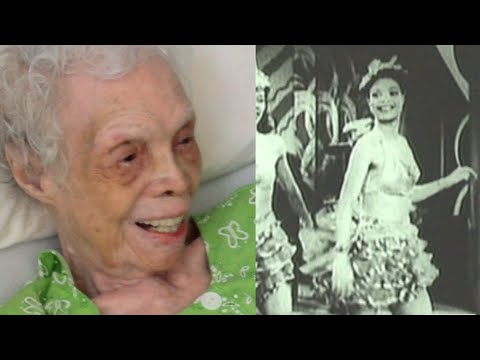 102 y/o Dancer Sees Herself on Film for the 1st Time