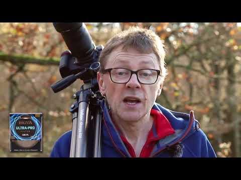 Hoya 58mm pro1 digital circular polarizing filter review
