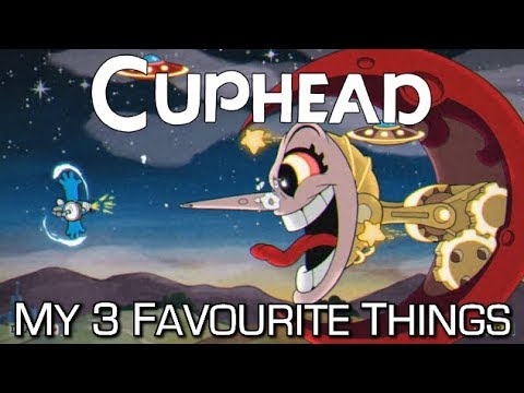 Cuphead - My 3 Favourite Things About Cuphead - Preview from the Xbox Showcase (Xbox One X - 4K)