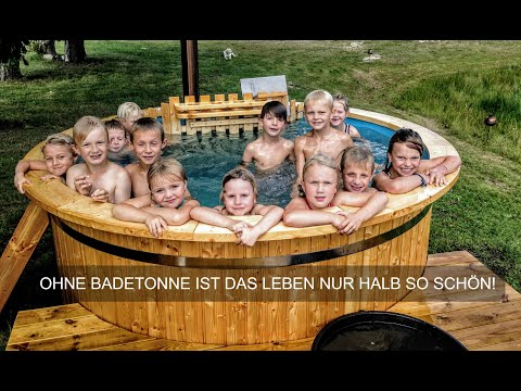 Ofen Für Badetonne Badefass Badezuber Badebottich Whirlpools