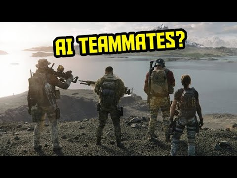 Does Ghost Recon: Breakpoint have AI teammates?