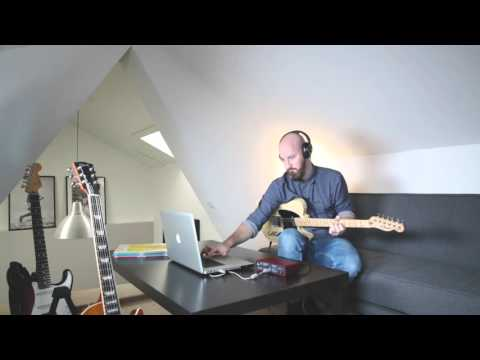 Focusrite // Record Indie Guitar with the Scarlett 2i2
