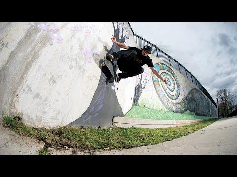 Quim Cardona and Daniel Kim in Spirit Quest | TransWorld SKATEboarding