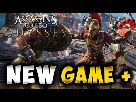 El NEW GAME + llega a Assassin's Creed ODYSSEY!!!  - RAFITI thumbnail