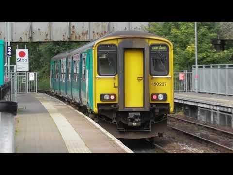 Ystrad Rhondda Station 19/9/17 Series 42 Episode 34