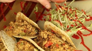 How To Meal Prep | Organic Turkey Tacos
