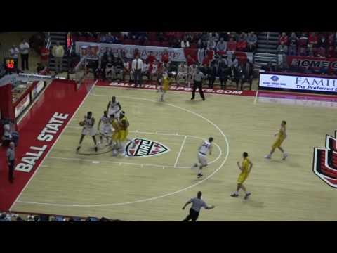 Ryan Weber: BSU vs Toledo 1 31 17