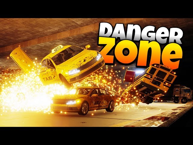Danger Zone - Insurance Company's Worst Nightmare! - Let's Play Danger Zone Gameplay
