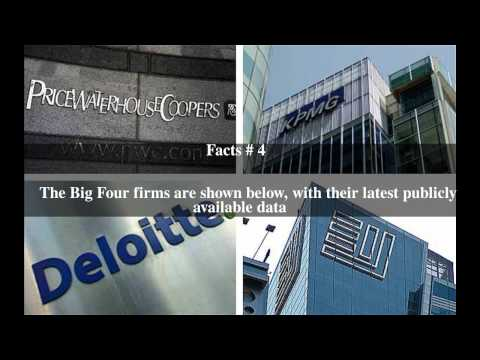Big Four (audit firms) Top # 6 Facts