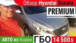 Обзор Hyundai Sonata LF Premium за 14500$. Какие авто выгодно покупать в Корее?