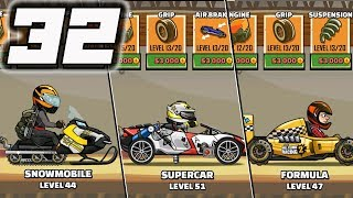 Hill Climb Racing 2 - Gameplay Walkthrough Part 32 - Winter is Coming (iOs, android)