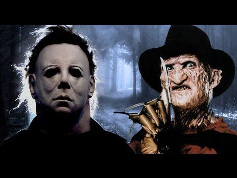 Freddy Krueger vs Michael Myers - YouTube