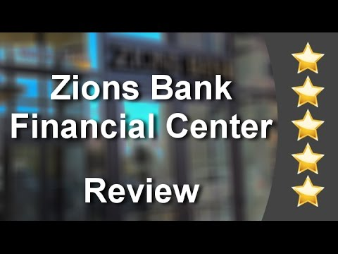 Zions Bank Head Office Financial Center Salt Lake City Superb 5 Star Review by Marti A.