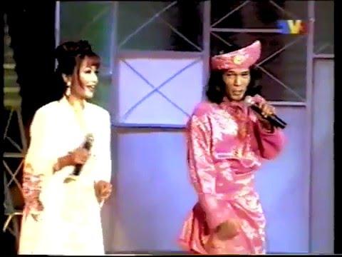 Amelina & Jamal Abdillah - Seri Langkat (Muzik Muzik) TV3