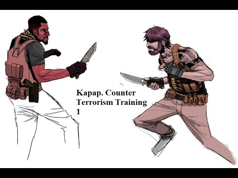 Kapap. Counter Terrorism Training 1