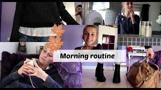 My Morning Routine | School Edition ♡ Thumbnail