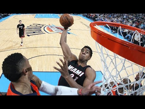 Hassan Whiteside Top 10 Plays of the 2015-16 Season