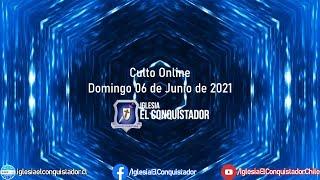 Culto online - Domingo 06 de Junio de 2021