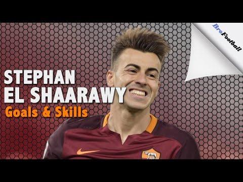 Stephan El Shaarawy ● Goals & Skills ● Roma ● 2016-2017 HD